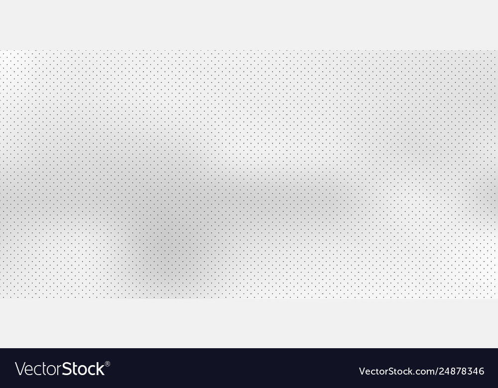 Abstract white blurred background with black dots