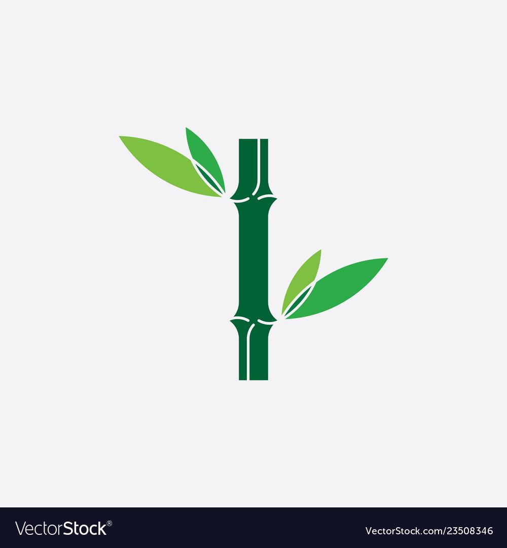 Bamboo logo icon symbol element