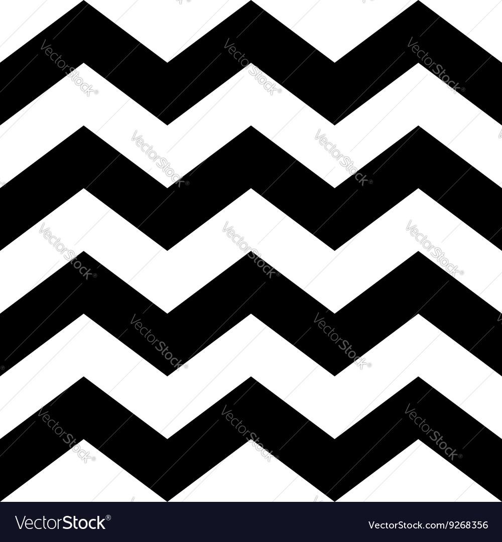 Zig zag lines seamless pattern