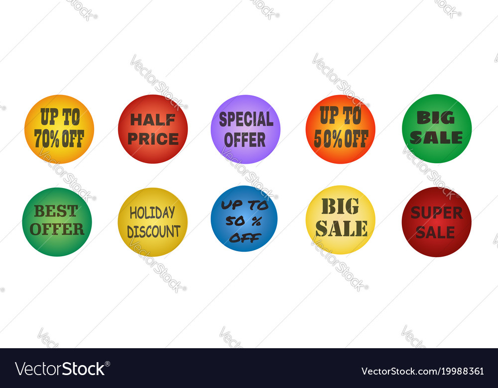 Balls with promotional offers seasonal and