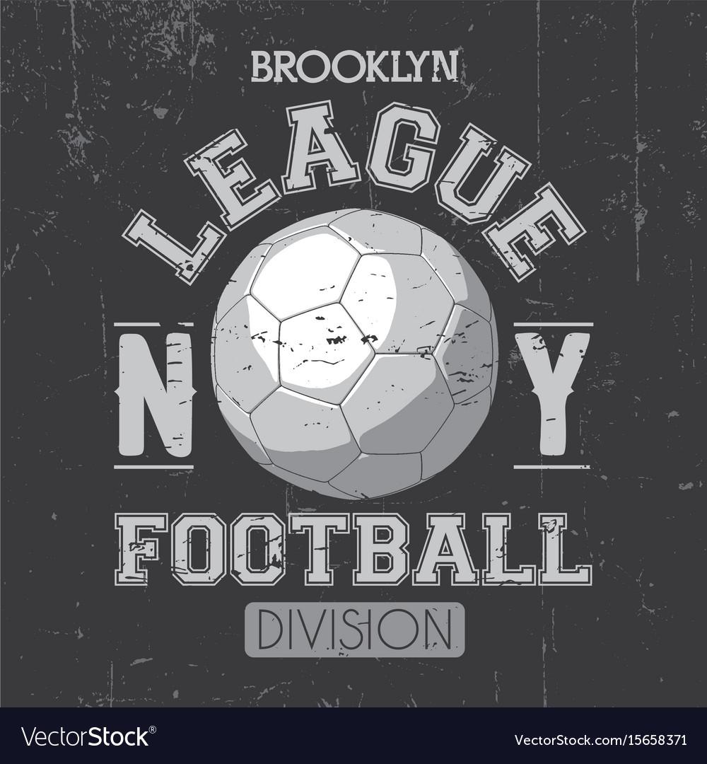 Brooklyn league poster