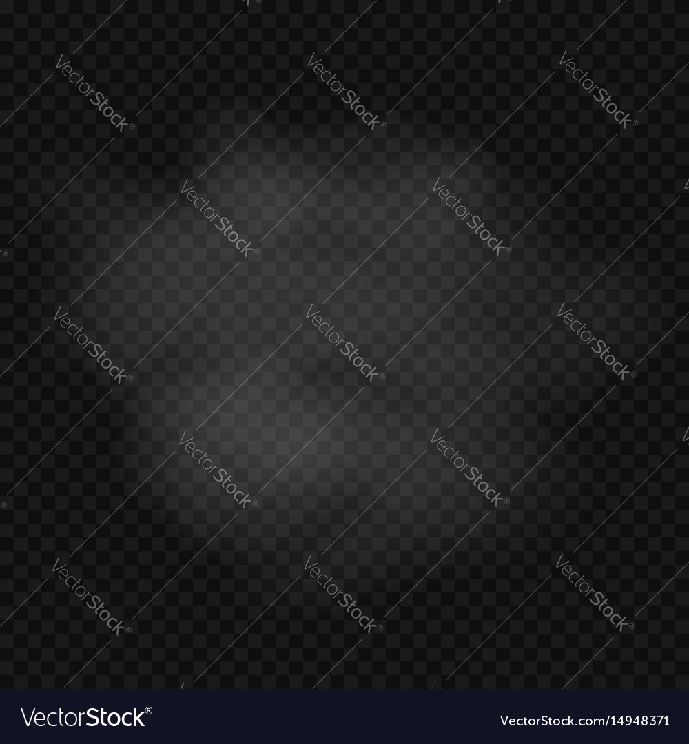 Clouds or smoke background vector image