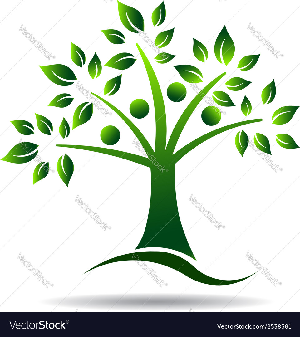 People tree Concept for Family tree natural life