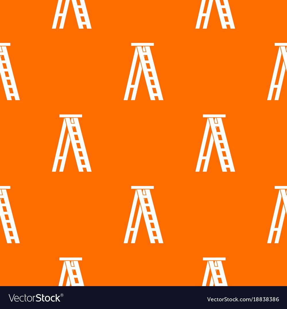 Stepladder pattern seamless