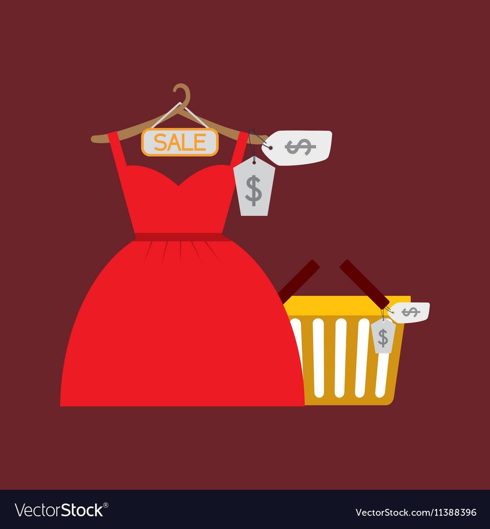 Shopping woman fashion