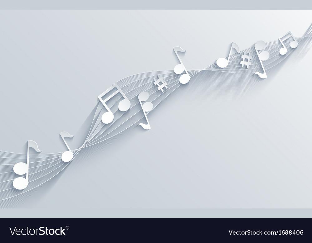 Music background Eps10