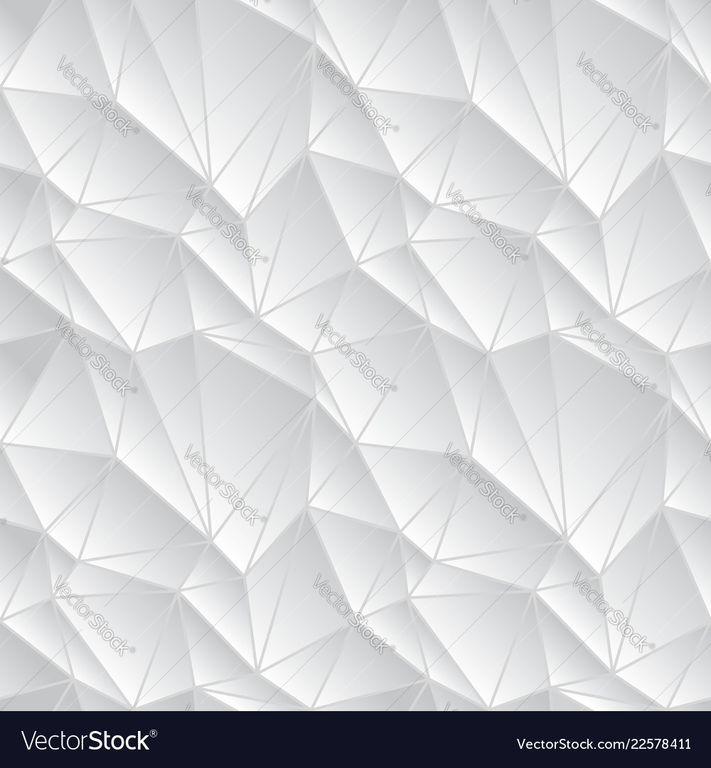Light gray geometric background of the triangles