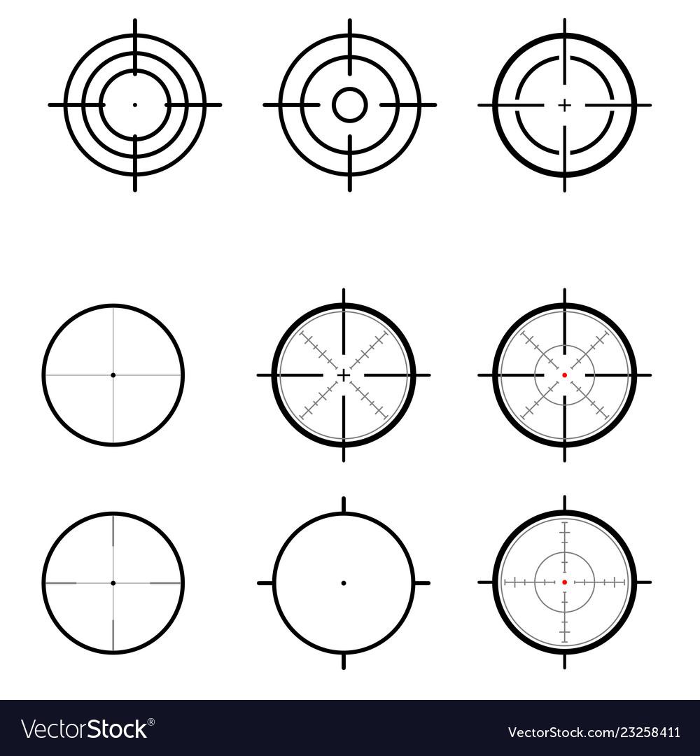Set targets