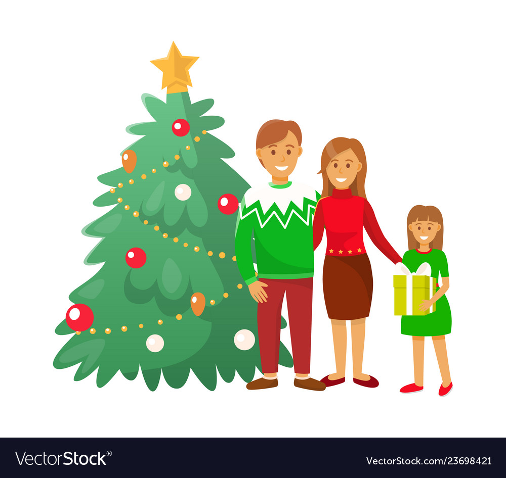 Christmas celebration winter holiday people home