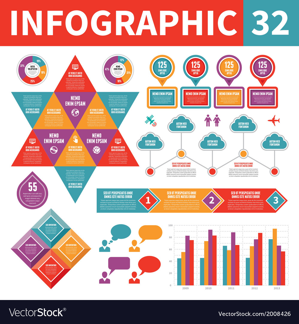 Infographic Elements 32