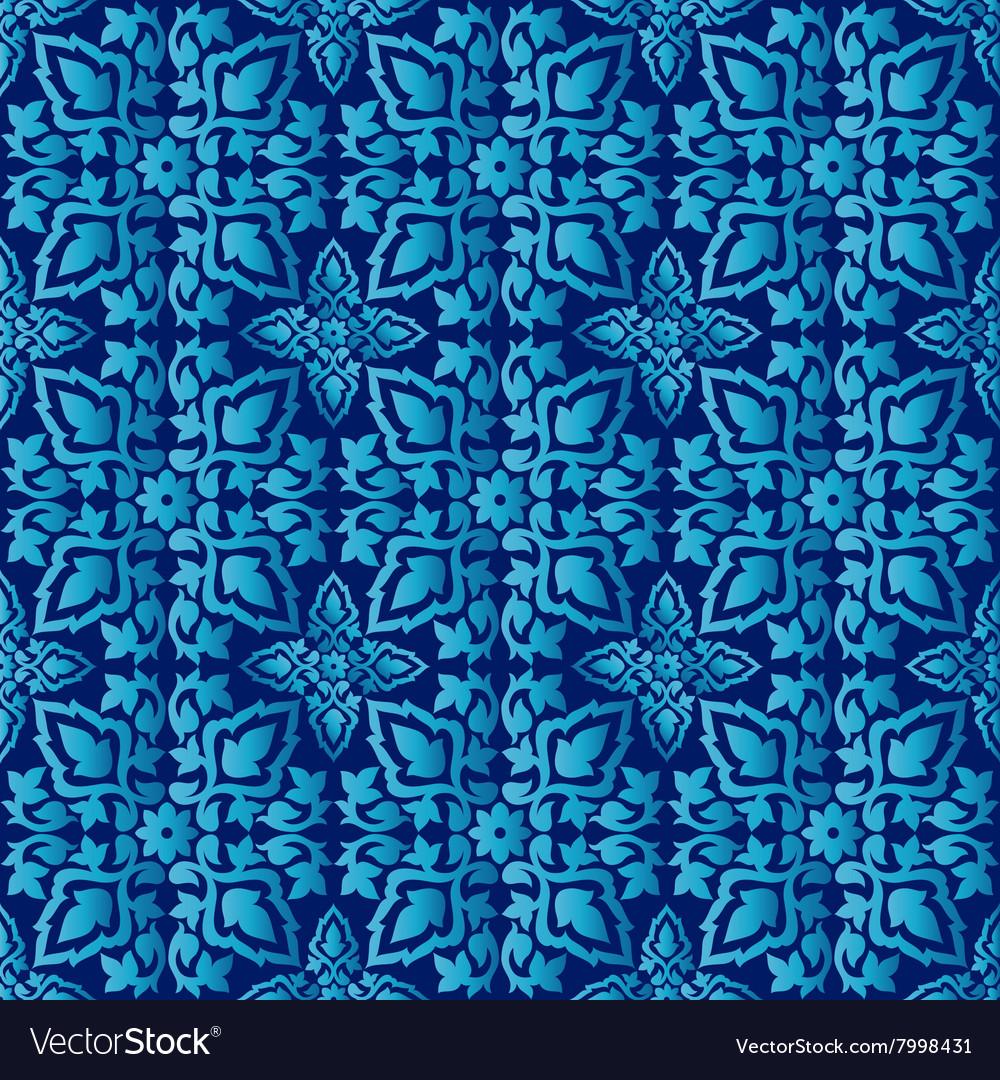 Antique ottoman turkish pattern design seventy