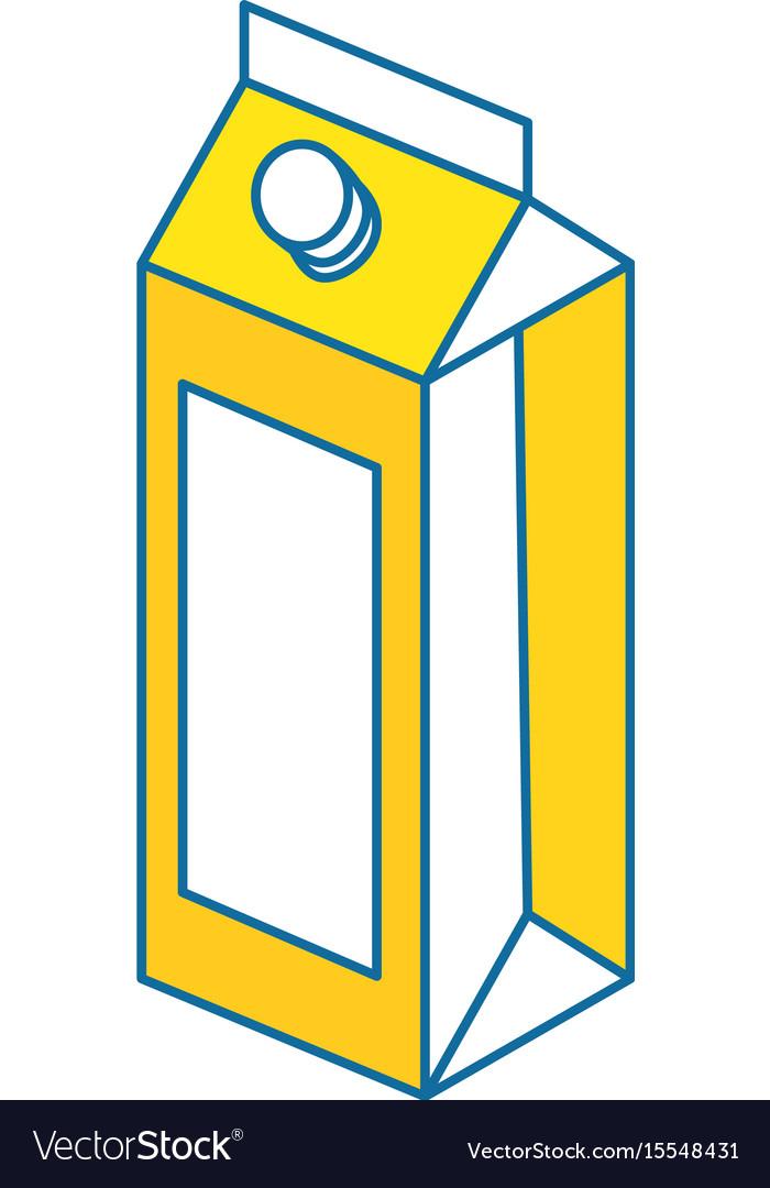 Juice box icon
