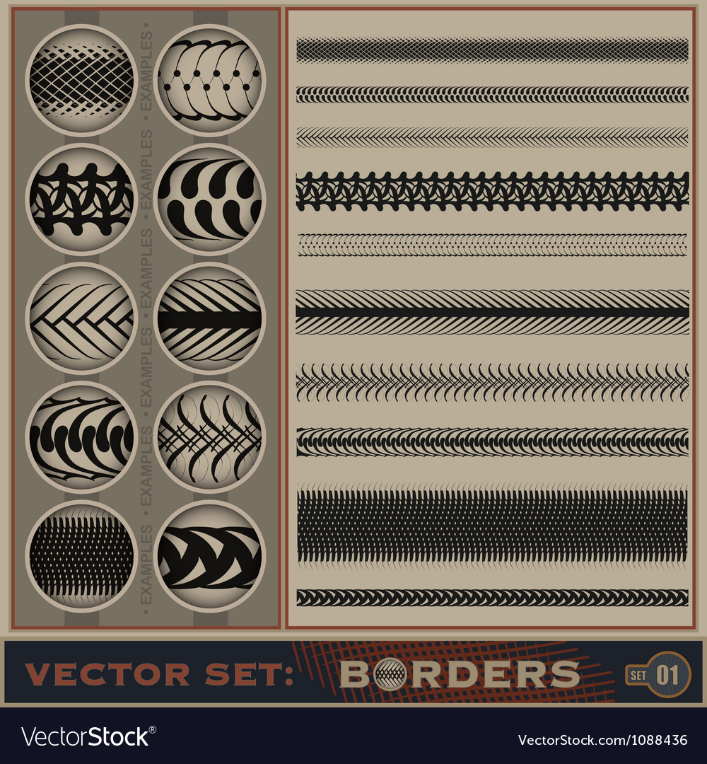 Boarder Set