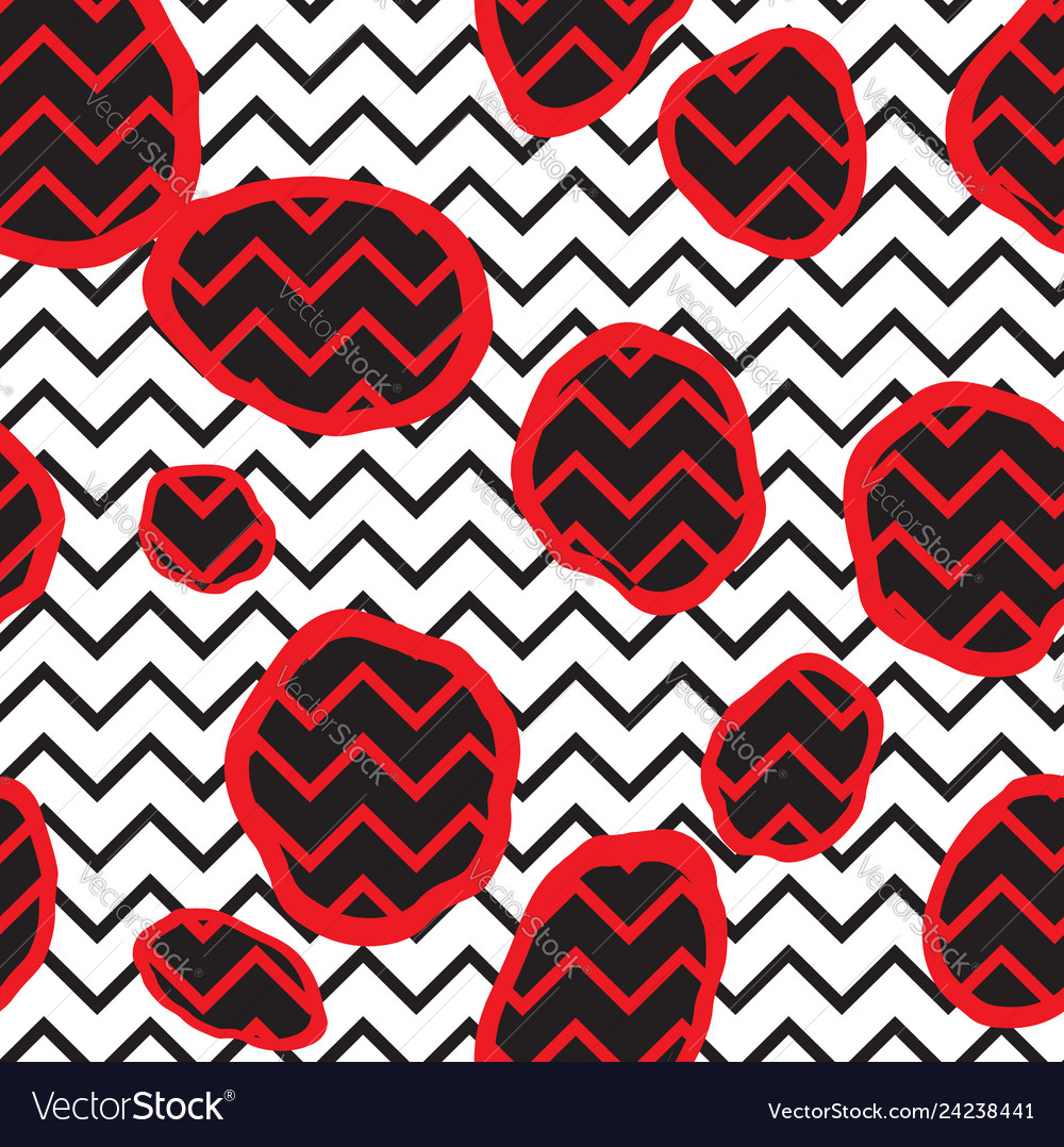 Abstact seamless pattern dotted line texture dot