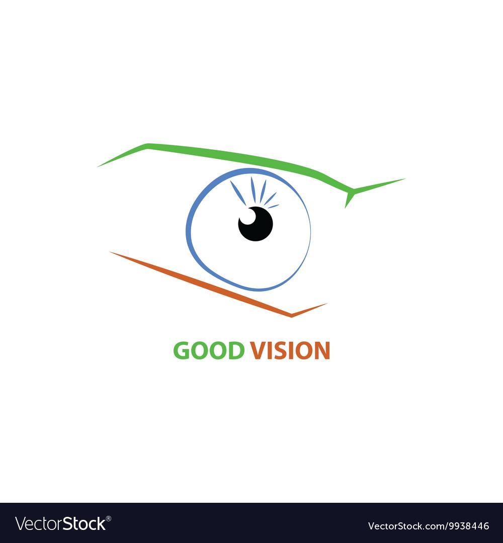 Good vision icon