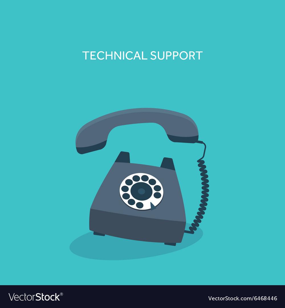 Retro telephone Technical