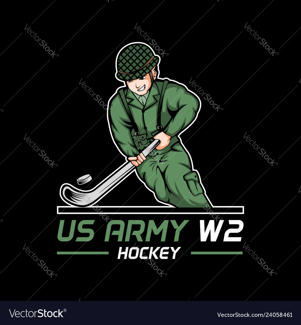 Us army world war 2 hockey