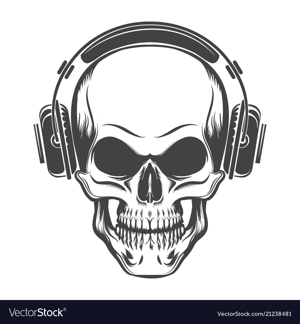 6c02c6d633c Danger, Headphones & Skull Vector Images (73)