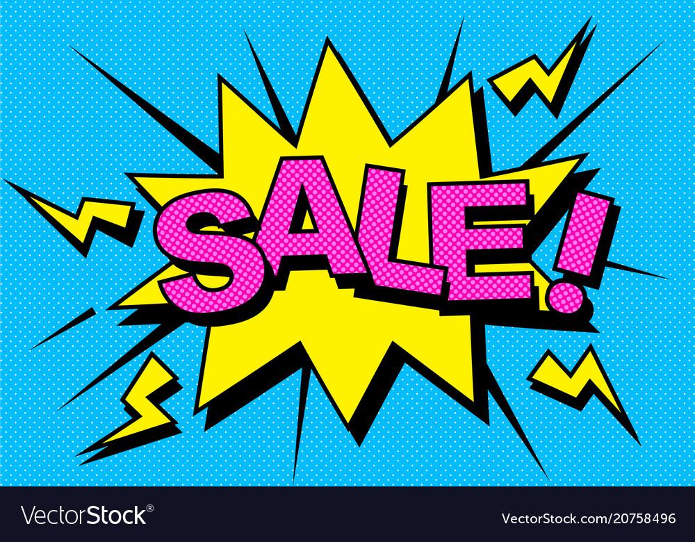 Comic sale discount
