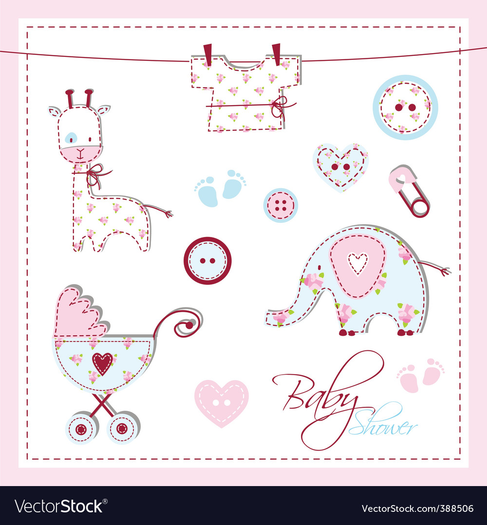Free Nature Picture Download on Baby Shower Design Vector 388506   By Leonart