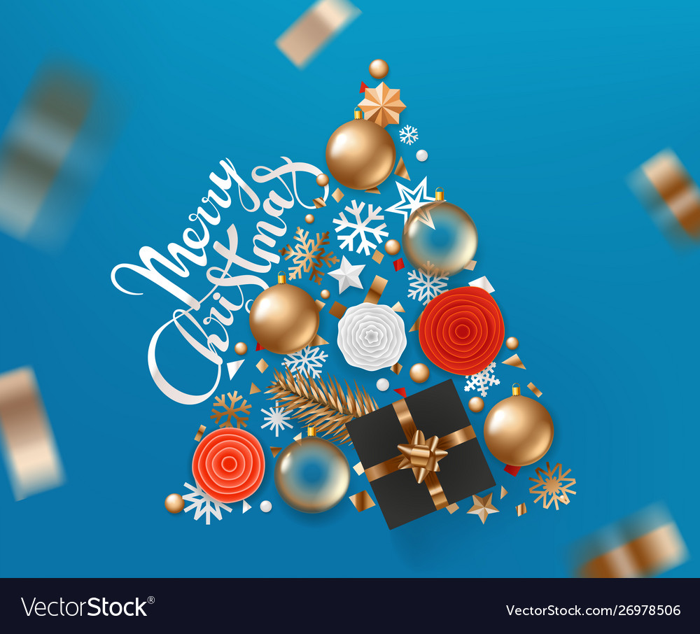 Merry Christmas 2020 Pictures Merry christmas and happy new 2020 year greeting Vector Image
