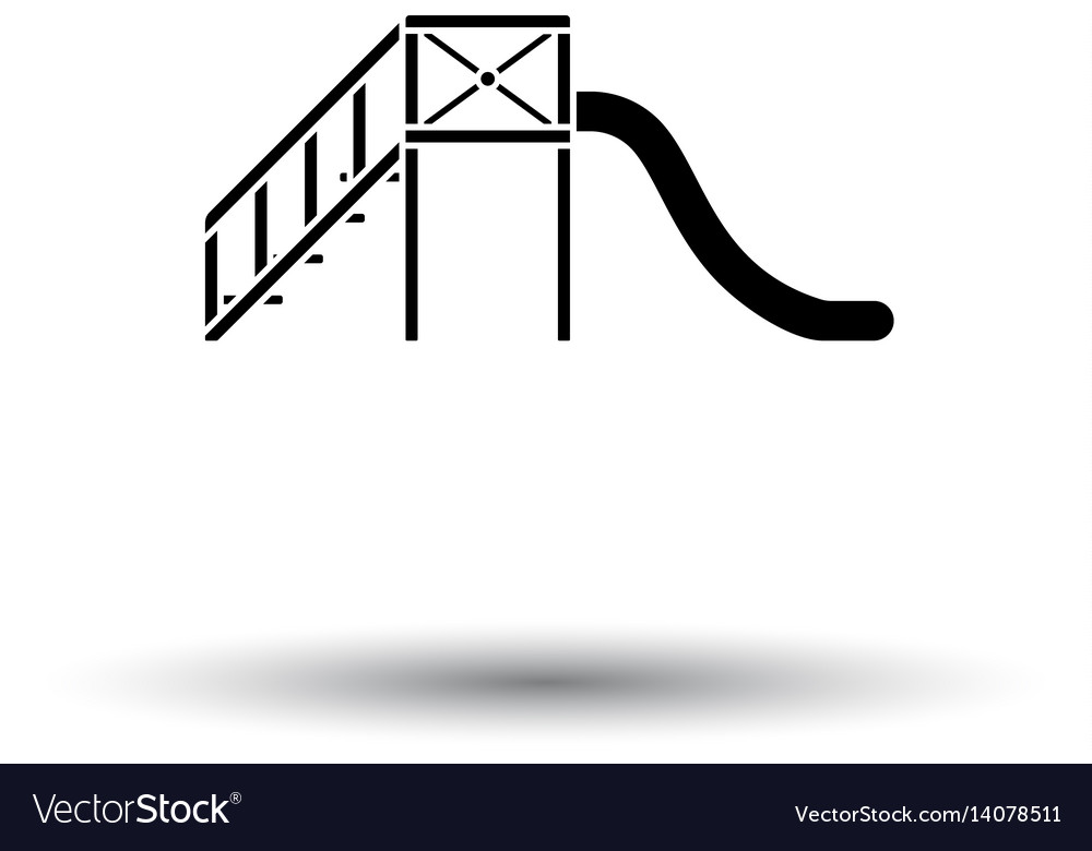 Childrens slide ico