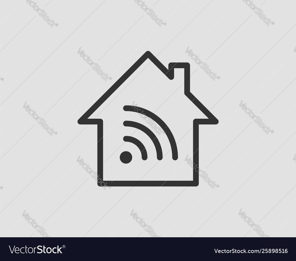 Free wi fi icon connection zone wifi symbol radio