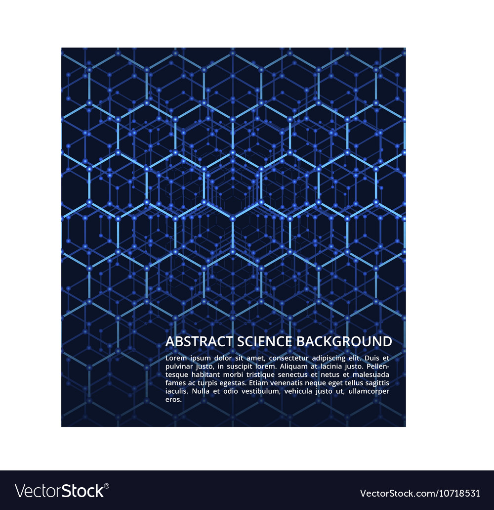 Science dna chemistry biology futuristic
