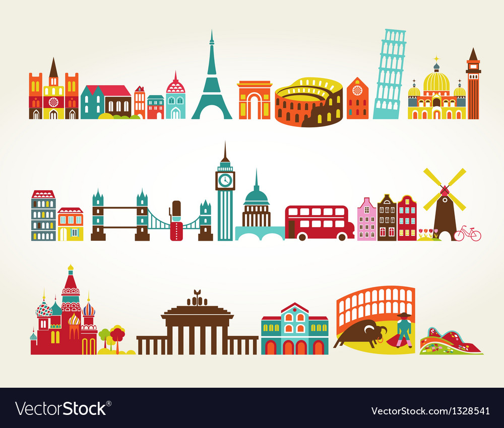 Travel and tourism locations