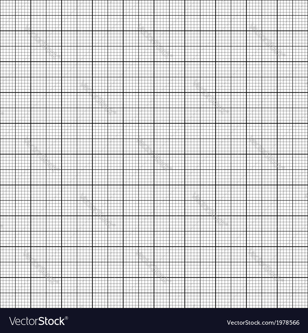 graph paper background royalty free vector image