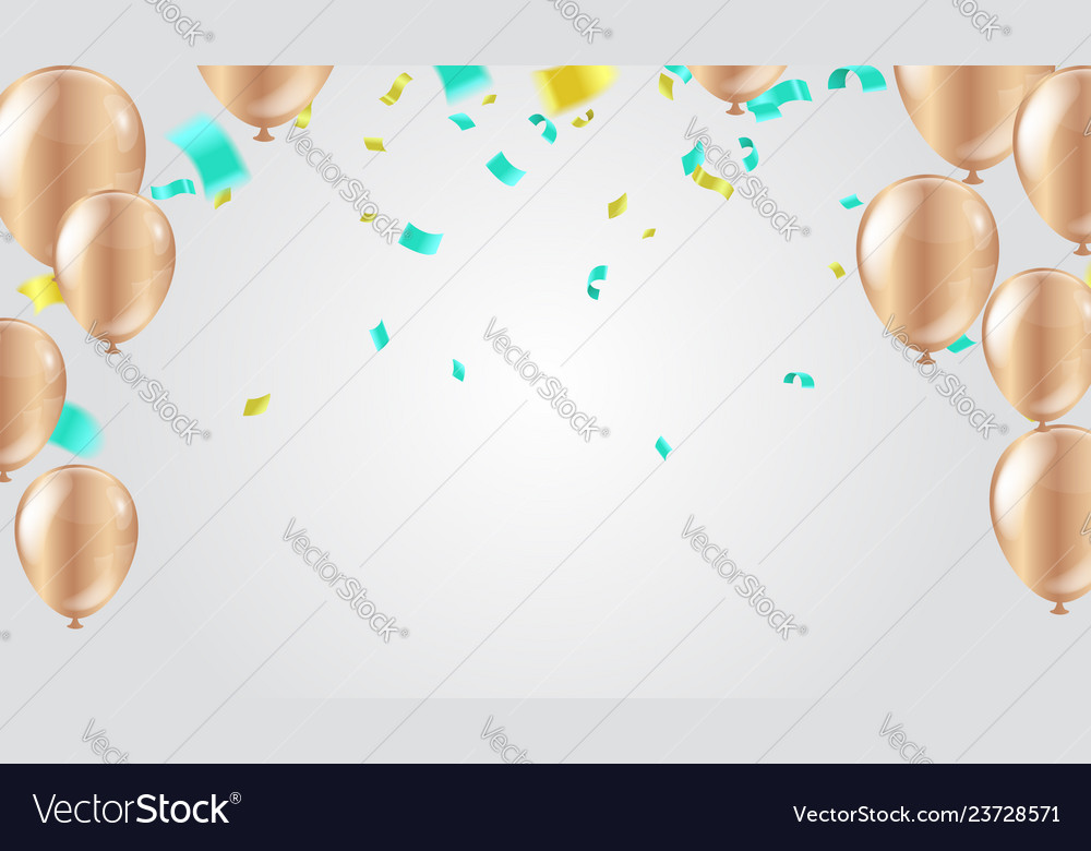Abstract background with shining colorful