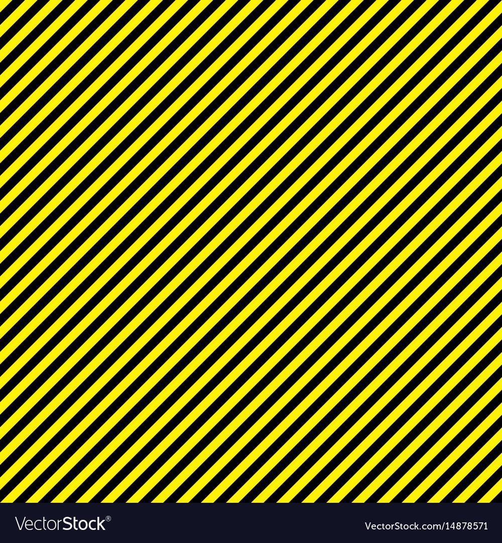Black yellow stripe seamless pattern background