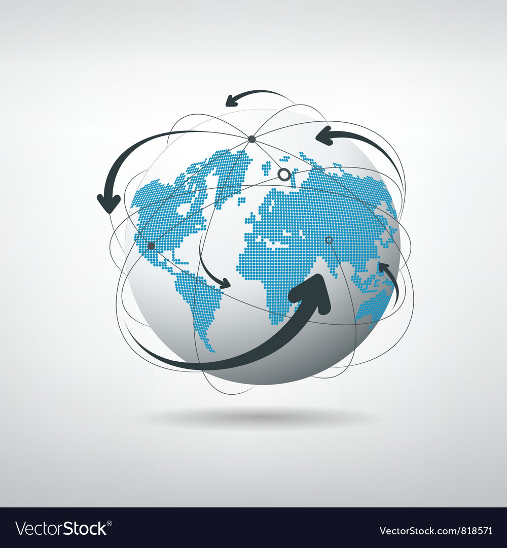 Modern globe connections