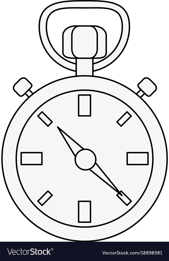 Navigation compass symbol
