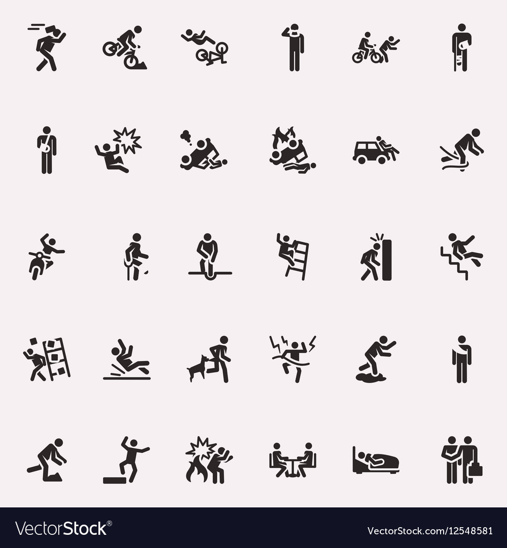 Stick figures incidents and accidents