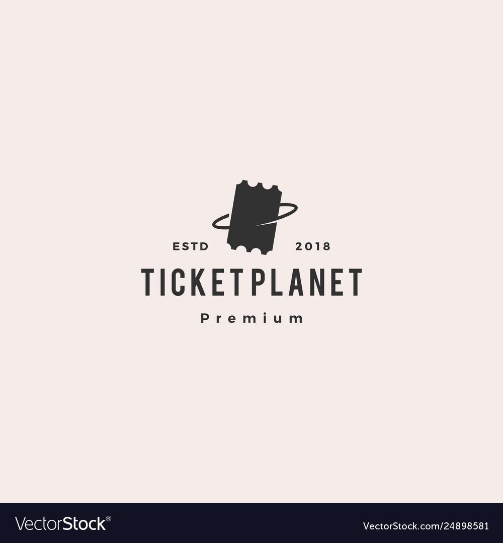 Ticket planet logo icon