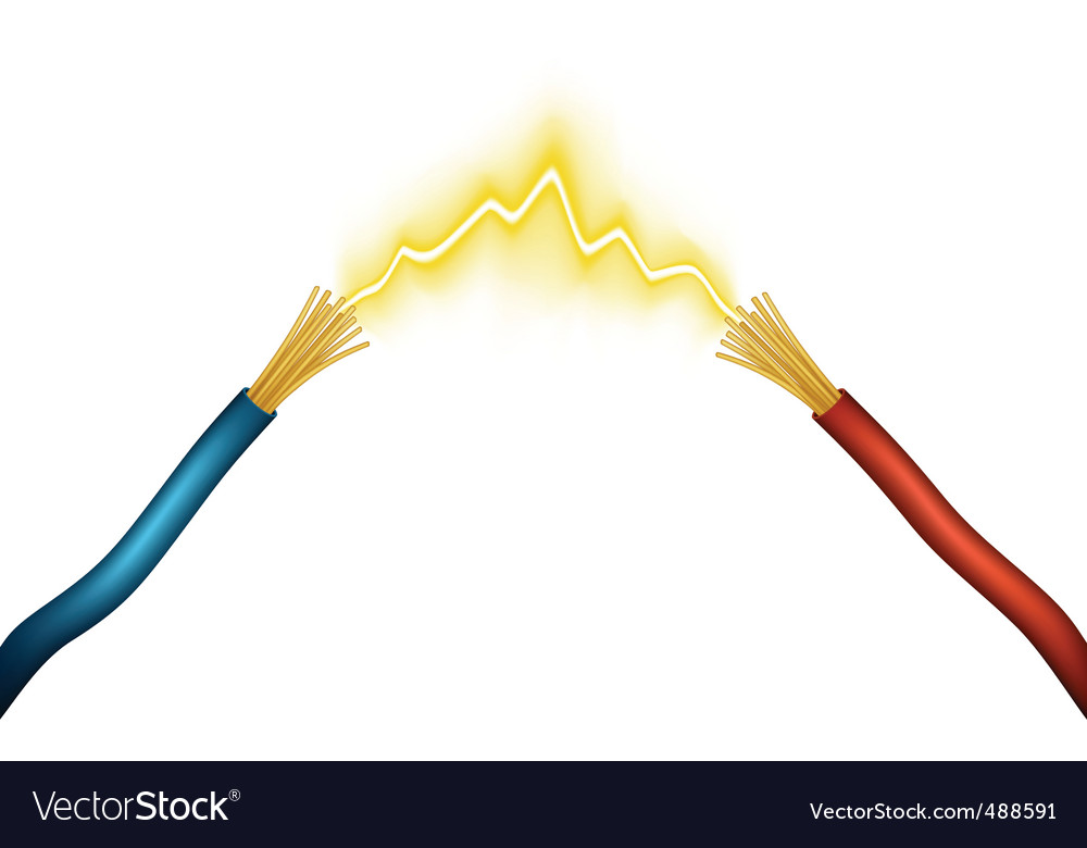 Spark vector image