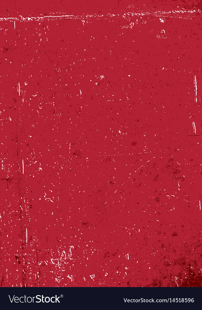 Red grunge background blank aged red paper