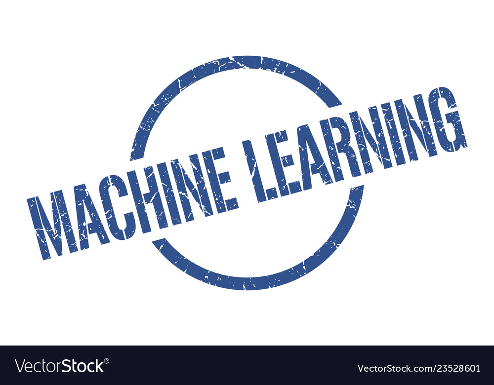 Machine learning stamp