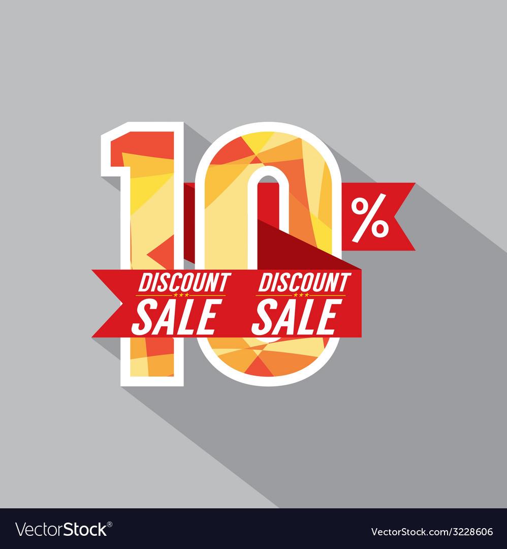 Discount 10 Percent Off