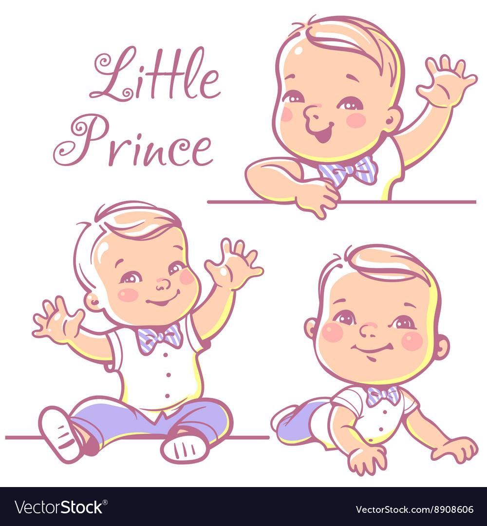 Little baby boy set