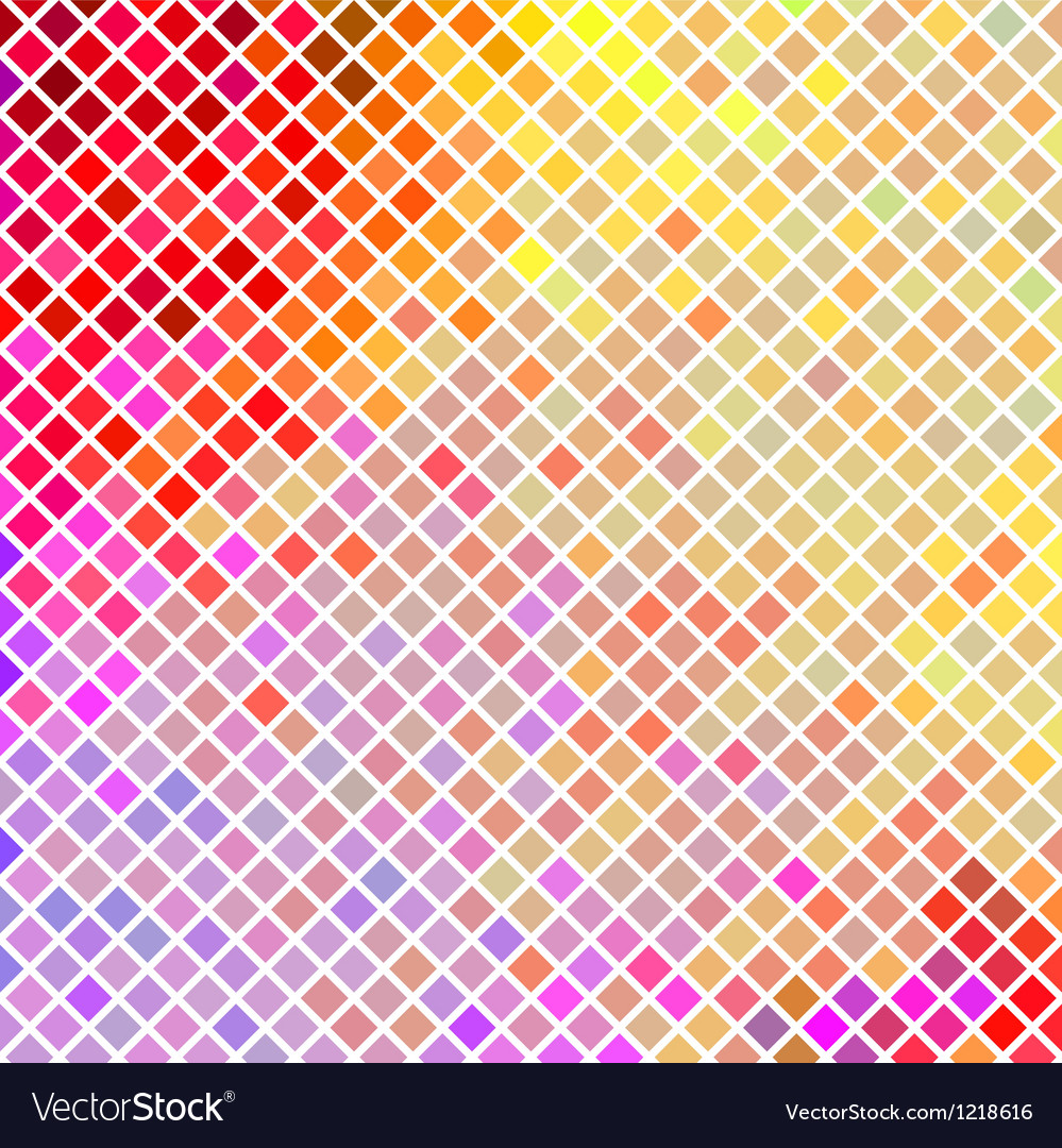 Abstract Color Fun Holiday Background vector image