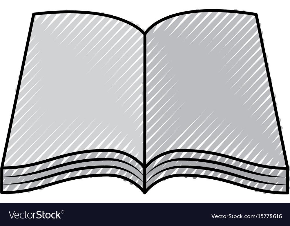 Text book school icon