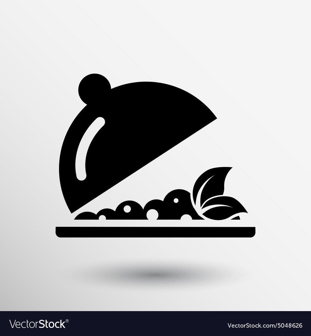 Menu Design Food Cooking Dishes Kitchen Logo Vector Image
