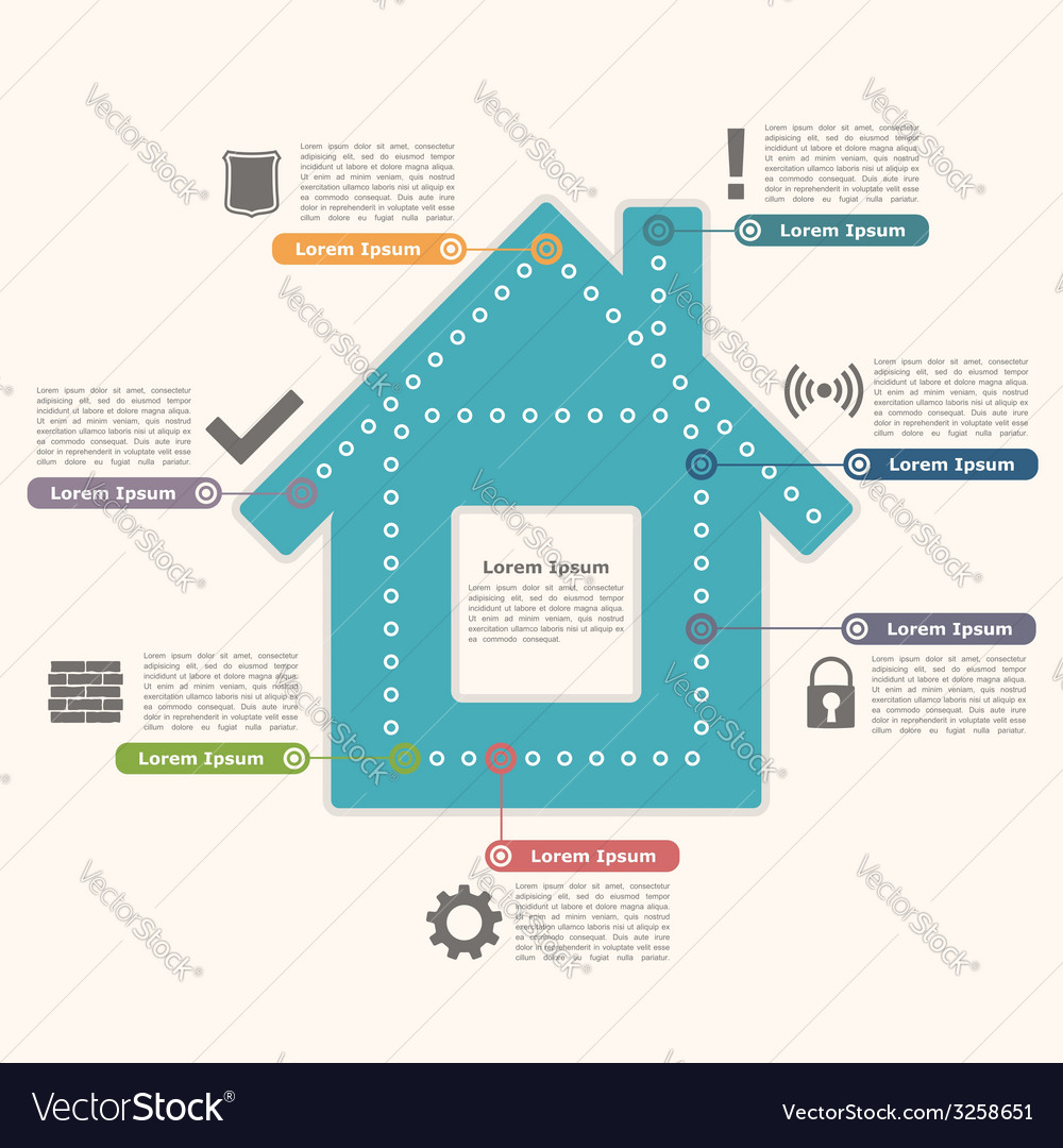 House Infographics