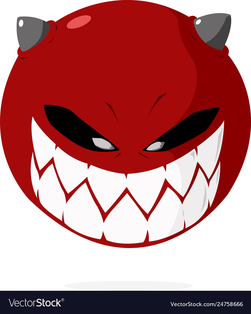 Smile Evil Royalty Free Vector Image Vectorstock Check out amazing evil_smile artwork on deviantart. vectorstock