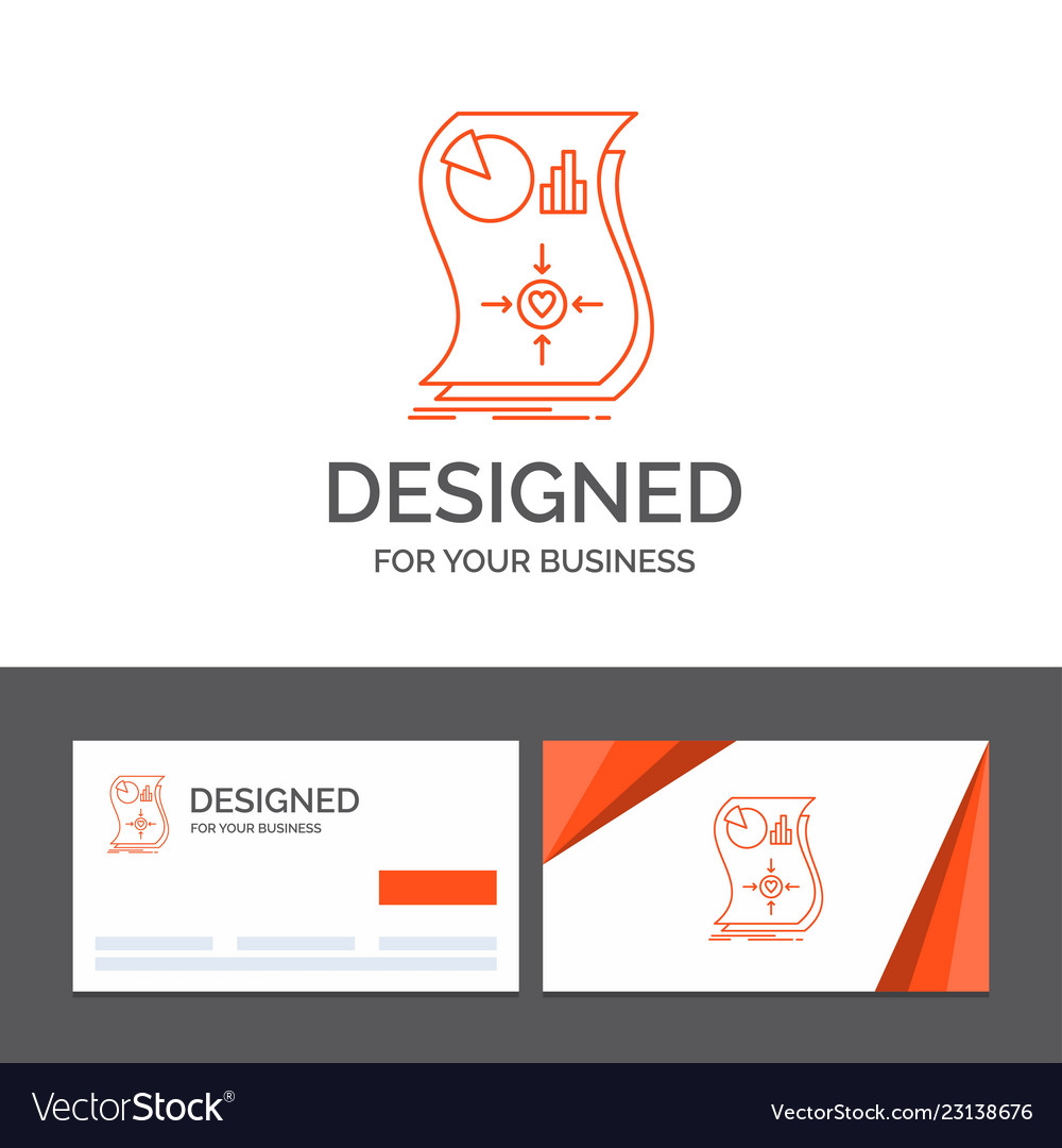 Business logo template for estimation love