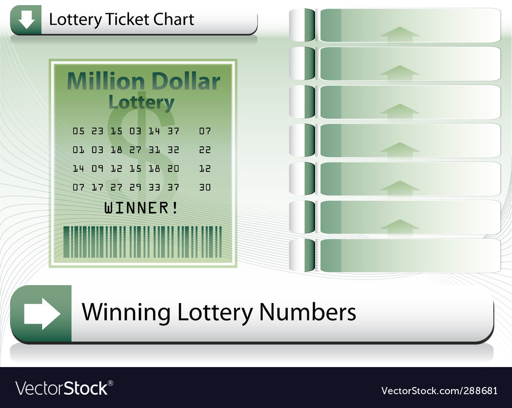 winning lottery. Winning Lottery Ticket