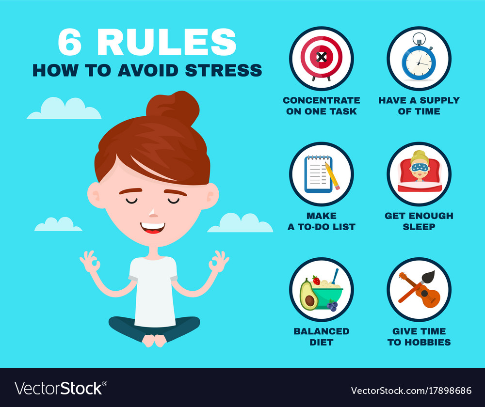 How to avoid stress 10