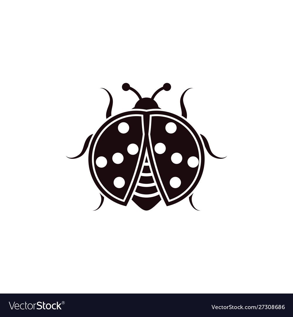 Beauty bug icon